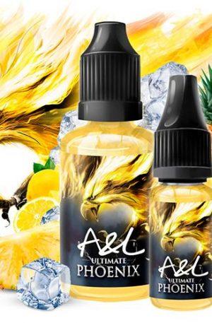 néctar helado de piña y limón