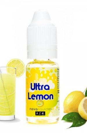 ultra refrescante limonada con gas.