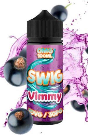Un refresco de grosella negra! El sabor más aclamado en soda!