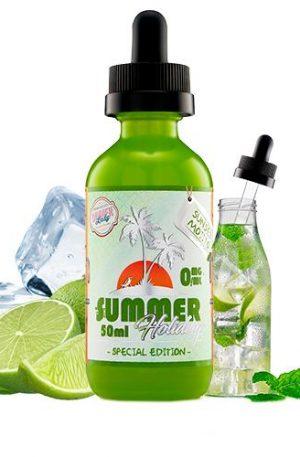 Lima ácida, menta fresca y una pizca de azúcar, creando un sabor perfecto para cualquier día y época del año.