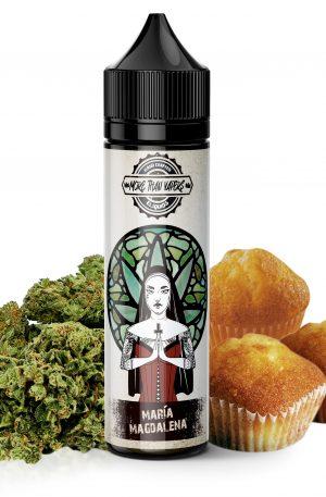 Exquisita combinación de las mejores magdalenas caseras con un toque de cannabis que no dejará a nadie indiferente. Alucinarás con este nuevo sabor.