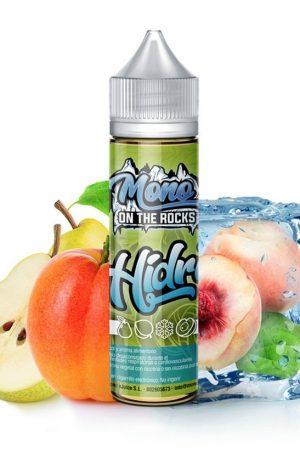 Cuando el mango llega al punto de madurez necesario se exprime para sacar todo su jugo...combinado con la suavidad del melocotón, el dulzor de la pera y el frescor