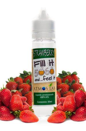 Agradable y dulce sabor a fresa, que inundará tus sentidos.