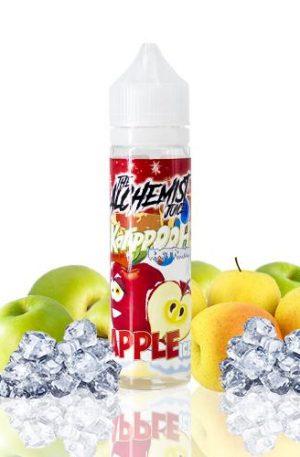 Los típicos calipo de sabores, sin ser un líquido extremadamente dulce, tendrás los toques de manzanas verdescon su toque justo de frescor,