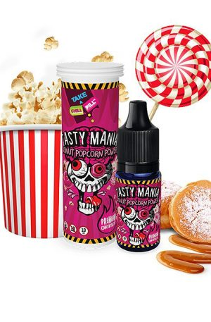 Chill Pill - Aroma - Tasty Mania - Donut Popcorn Power 10ml